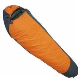Yate Nepál, levý zip 220x80 cm šedý/oranžový