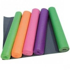 Yate Yoga Mat + taška růžová/fialová