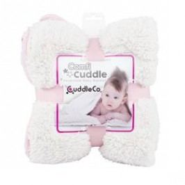 Cuddle Co COMFI Blush růžová