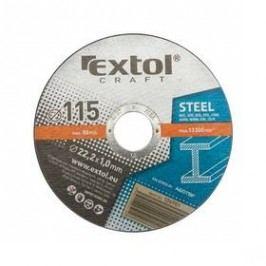 EXTOL CRAFT na kov, 5ks, 115x1,6x22,2mm