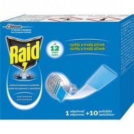 Raid elektrický suchý polštářek