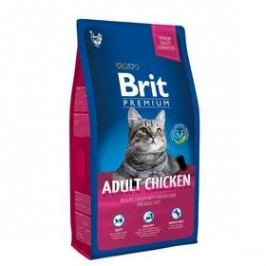 Brit Premium Cat Adult Chicken 1,5kg Kočky
