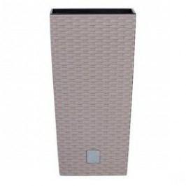 Prosperplast Rato square 32,5 x 32,5 x 61 cm moka