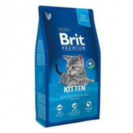 Brit Premium Cat Kitten 1,5kg Kočky