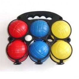 Acra plastový červený/modrý/žlutý