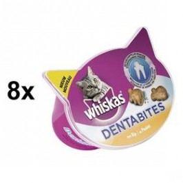 Whiskas Dentabites 8 x 40g