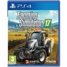 GIANTS software PS4 Farming Simulator 17 (3512899116603)