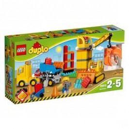 LEGO® DUPLO TOWN 10813 Velké staveniště