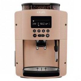 Krups Espresseria Automatic EA815A10 béžové Espressa a kávovar