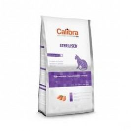 Calibra Cat Expert Nutrition Sterilised 7kg