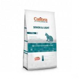 Calibra Cat Hypoallergenic Senior & Light Turkey 7kg