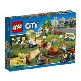 LEGO® CITY 60134 Zábava v parku - lidé z města