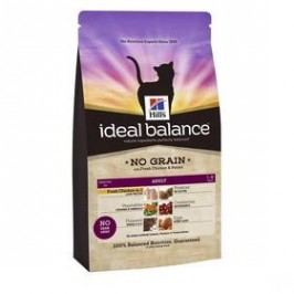 Hill's Ideal Balance Feline Adult NoGrain Chicken&Potato 2kg