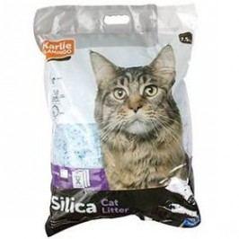 Podestýlka Karlie pro kočky křemen 7,5 kg