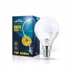 ETA EKO LEDka mini globe, 7W, E14, teplá bílá (G45-PR-638-16A)