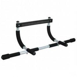 Iron Gym Original, dvěřní samovzpěrná černá