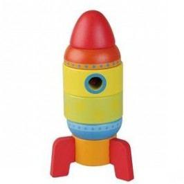 Skládačka raketa Sun Baby