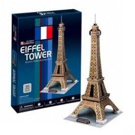 HM Studio 3D Eiffelova věž - 35 dílků
