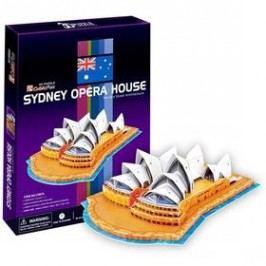HM Studio 3D Opera v Sydney – 58 dílků