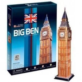 HM Studio 3D Big Ben - 47 dílků