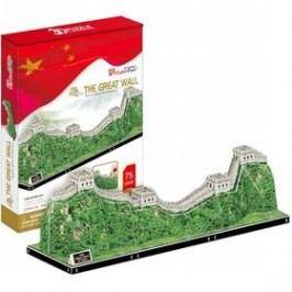 HM Studio 3D Čínská zeď - 75 dílků