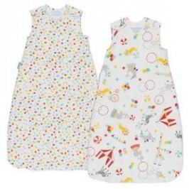 Grobag Roll Up Wash & Wear Twin Pack 0-6m