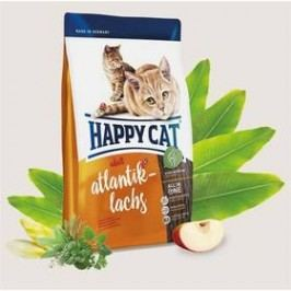 HAPPY CAT ADULT Atlantik-Lachs / Atlantický losos 10 kg