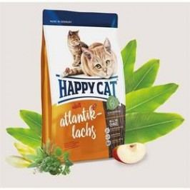 HAPPY CAT ADULT Atlantik-Lachs / Atlantický losos 4 kg