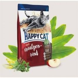 HAPPY CAT ADULT Voralpen-Rind / Alpské hovězí 4 kg