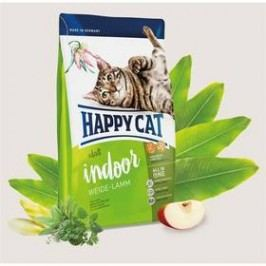 HAPPY CAT ADULT INDOOR Weide-Lamm / Pastýřské jehněčí 10 kg