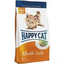 HAPPY CAT ADULT INDOOR Atlantik-Lachs / Atlantický losos 4 kg