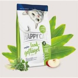 HAPPY CAT SENSITIVE Land Geflügel - Venkovská drůbež 4 kg