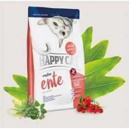 HAPPY CAT SENSITIVE Ente - Kachna 4 kg