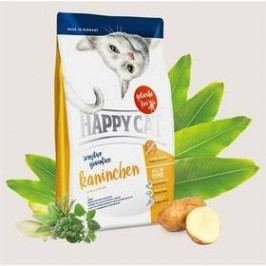 HAPPY CAT SENSITIVE Grainfree Kaninchen - Králík 4 kg