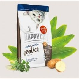 HAPPY CAT SENSITIVE Grainfree Rentier - Sob 4 kg