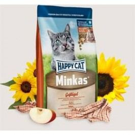HAPPY CAT ADULT Minkas Mix Geflügel - Drůbež 10 kg