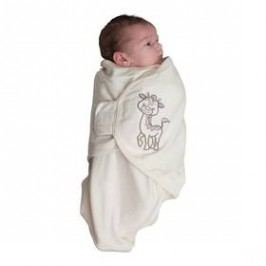 Bo Jungle B-WRAP Organic Small GIRAFFE