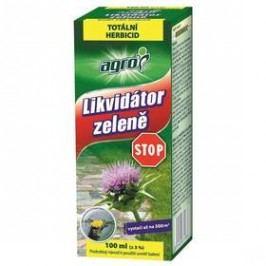 Postřik Agro Likvidátor zeleně STOP 100 ml