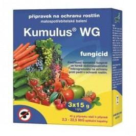 Agro Kumulus WG - 3x15 g Příslušenství na zahradu