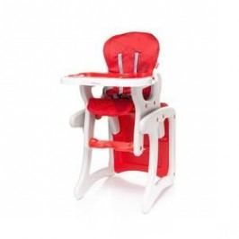 4Baby FRUITY FASHION 2017 Red Dětské jídelní židličky