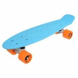"Sulov 22"" VIA DOLCE sv.modrý/mat.oranžový Boardy, skateboardy"
