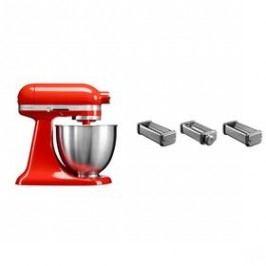 Set KitchenAid - kuchyňský robot 5KSM3311XEHT + KPRA sada strojků na těstoviny