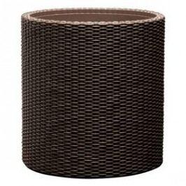 Keter Cylinder L hnědý