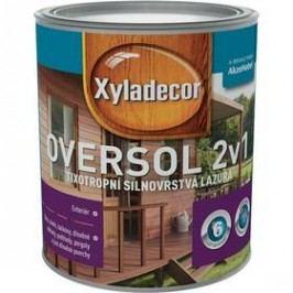 Xyladecor Oversol 2v1 vlašský ořech, 0,75
