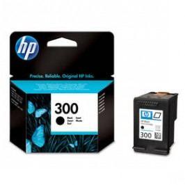 HP No. 300, 200 stran - originální (CC640EE) černá