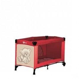 G-mini Nyja Medvídek červená