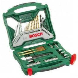 Bosch 50dílná X-Line titan černé/stříbrné/zlaté/titanium