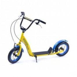 "Spokey DROPS nafukovací kolečka 12"" žlutá barva Cyklistika"