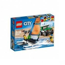 LEGO® CITY GREAT VEHICLES 60149 4x4 s katamaránem