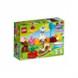 LEGO® DUPLO 10838 Město Domácí mazlíčci
